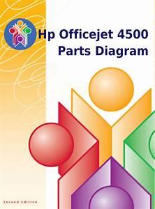 Hp Officejet 4500 Parts Diagram Productmanualguide Com