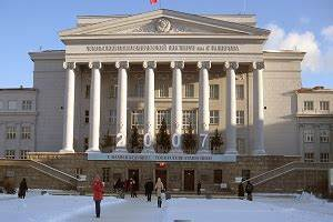 MBBS in Kyrgyzstan: Kyrgyz-Russian Slavic University ...