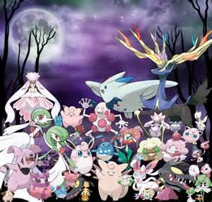 Fairy Pokemon Wallpaper