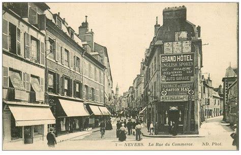 chambre du commerce nevers 58 nevers la rue du commerce 1915 affiches singer et