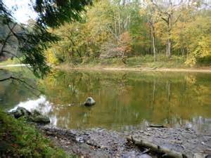 Whitewater State Park Indiana