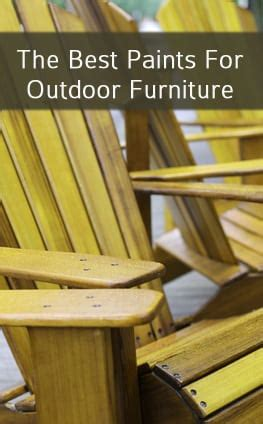 best paints for outdoor furniture painted furniture ideas