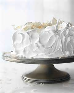 meringue frosting recipe martha stewart