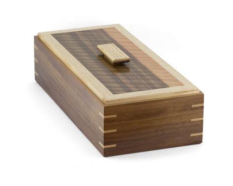 black walnut keepsake box warawood shed