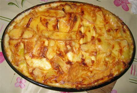cuisine tartiflette tartiflette wikipédia