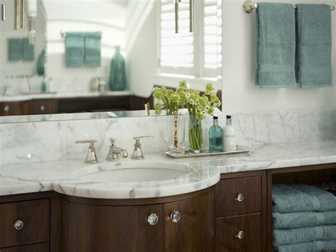 teal  brown bathroom contemporary bathroom