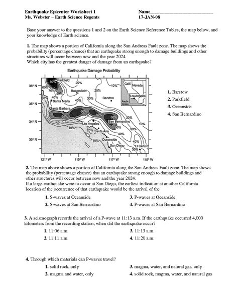 17 best images of middle school science worksheets pdf physical science worksheets middle