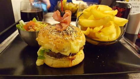 cuisine st andre burger picture of burger la cote
