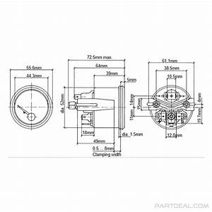 vdo vdo cockpit international 280f water temperature gauge With oil pressure gauge wiring diagram on vdo oil pressure wiring diagrams