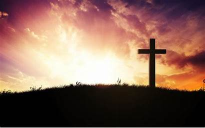 Cross God Christian Death Imagery Pastor Wallpapers
