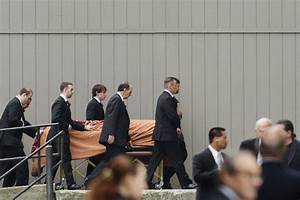 Funeral For Actor James Gandolfini