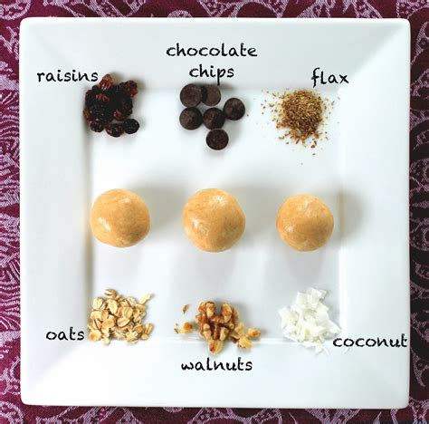 Healthy Peanut Butter Protein Balls Recipe Desserts With