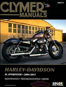 Harley Davidson Xl Sportster Shop Manual Service Repair