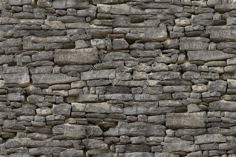 Old Wall Stone Texture Seamless 08447