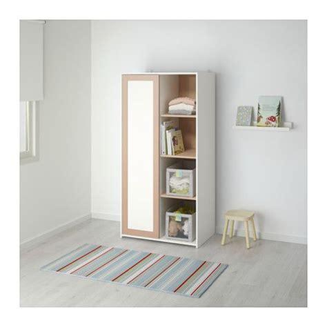 Ikea Kleine Räume Kinderzimmer by Sniglar Kleiderschrank Buche Wei 223 Ikea Juli 2016
