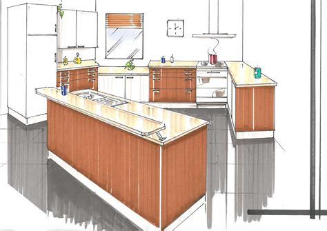 perspective cuisine dessin dessin d une chambre en perspective 8 comment dessiner