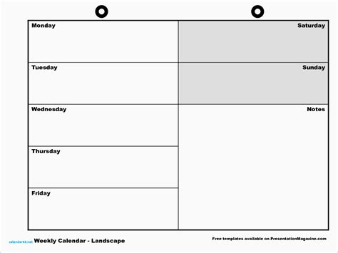 Monday Through Saturday Calendar Template by Weekly Calendar Sunday Through Saturday Calendar