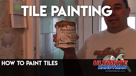 paint tiles youtube