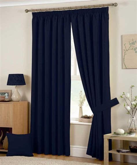navy curtains shop for cheap curtains blinds and save