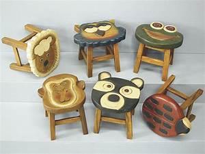 Petit Tabouret Bois : teck home mobilier ~ Teatrodelosmanantiales.com Idées de Décoration