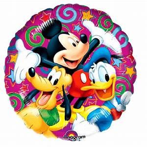 Mickey Mouse Geburtstag : walt disney partyartikel micky und minnie maus ~ Orissabook.com Haus und Dekorationen