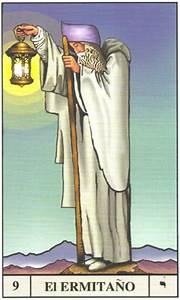 Significado Carta El Ermita U00f1o Tarot