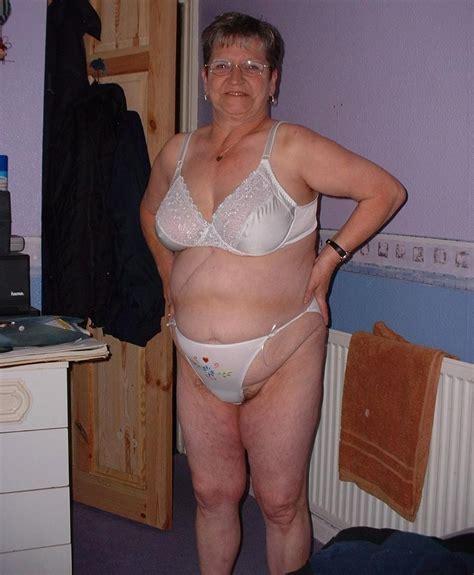 Seniors and grannies in lingerie - PornHugo.Com