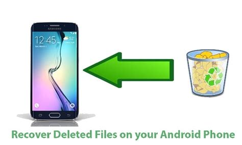 recover deleted pictures android free best ways to recover deleted data in android with data