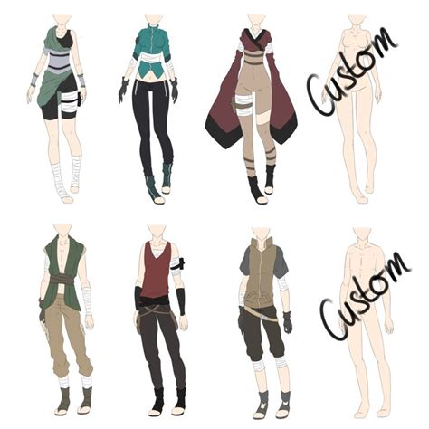 130 best images about Clothes Narutoverse on Pinterest | Auction 2! and Armour