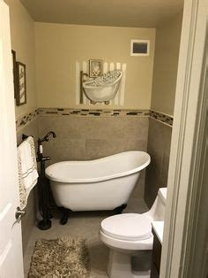 Small Clawfoot Tubs For Small Bathrooms by Clawfoot Tub In A Small Bathroom Bathroom