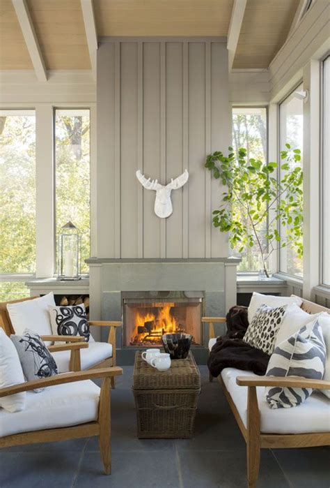 farmhouse sunrooms      leave digsdigs