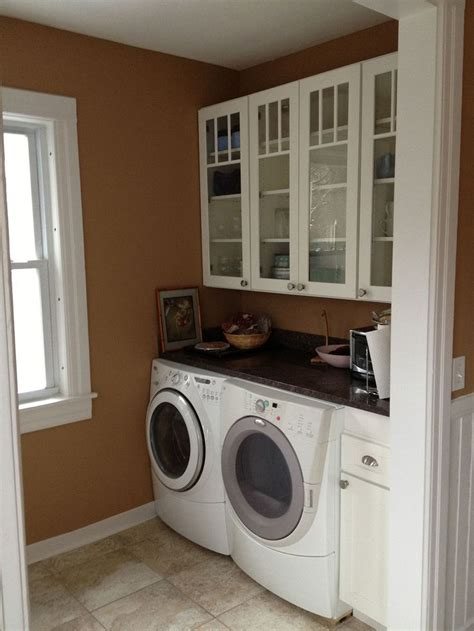 kitchen laundry ideas 17 best images about laundry room cabinets on