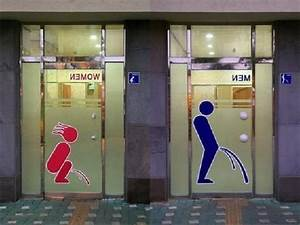 Boy and girl bathroom signs ideas mapo house and cafeteria for Girls in bathroom with boys
