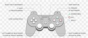 Diagram Of The Ps3 Controller