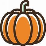 Pumpkin Icon Svg Pumpkins Symbol Icons Vector