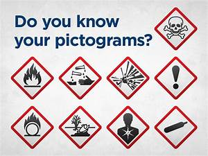 do you know your pictograms insights newsletters With chemical pictograms