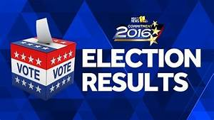 2016 Maryland primary election results