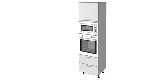 colonne cuisine four armoires four armoire de cuisine pas chère four micro