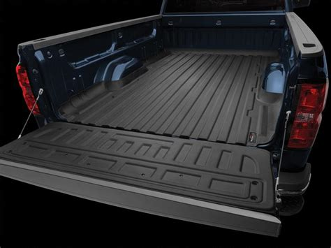 jeep gladiator techliner bed liner  tailgate protector  trucks weathertech