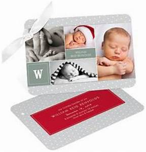 Is it a Birth Announcement Is it a Christmas Card It's Both