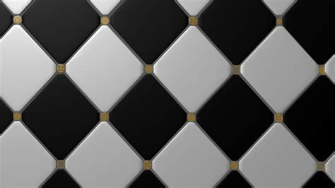 7 Black And White Tile Floor Texture   hobbylobbys.info