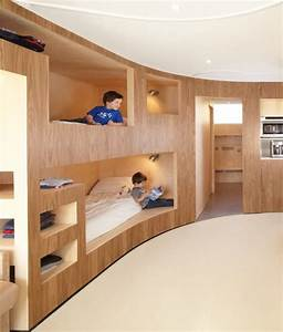 interesting decision bunk beds for childrens room ideas With amazing 3 bed room designs