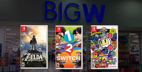 save the light nintendo switch big w will have cheaper nintendo switch games than target
