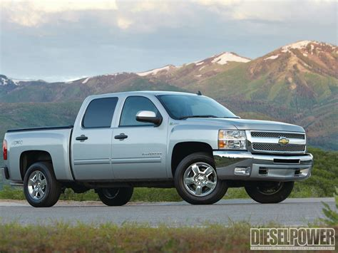 Chevy Half Ton Diesel by Report Diesel Half Ton Trucks Diesel Power Magazine