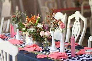 navy blue and pink wedding decorations ideas lovely With pink decorations for weddings