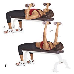 flat bench press work it out supersets sprint 2 the table