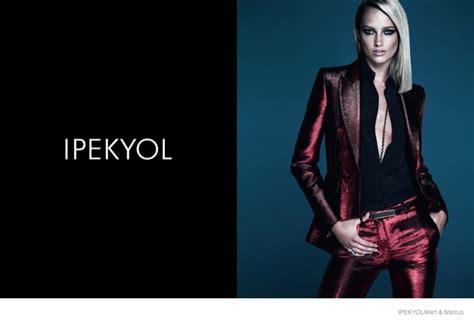 Karmen Pedaru For Ipekyol Clothing 2014 Fall Ad Campaign