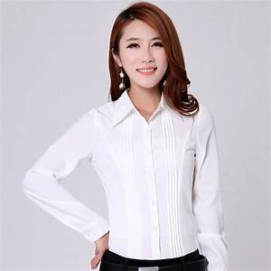 Aliexpress.com : Buy ELEBODYSTORE Woman White Long Sleeve ...