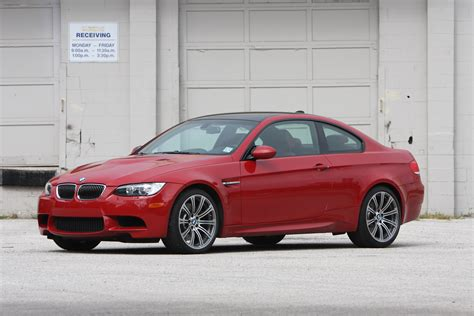 2008 Bmw M3 Coupe And Sedan