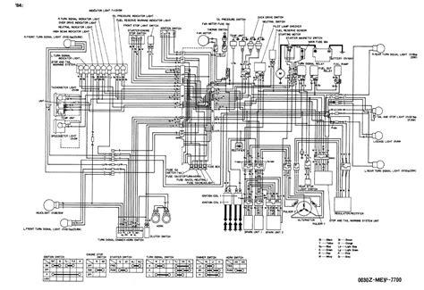 1986 Honda Vt1100 Wiring Diagram by Index Of Wiringdiagrams Cycleterminal